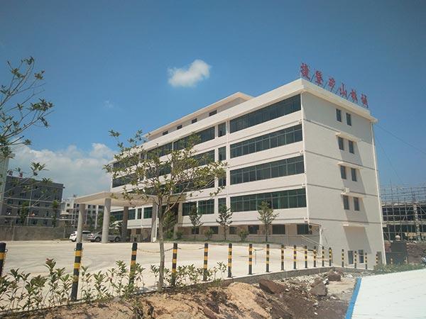 江西省斗音成人版矿山机械有限公司办公楼